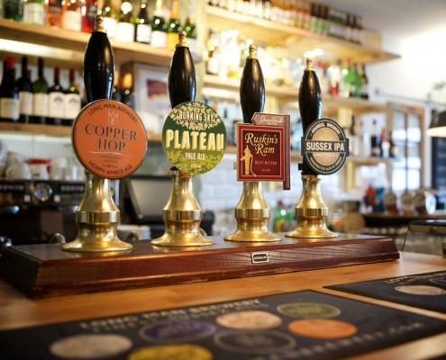 beach house worthing local ales