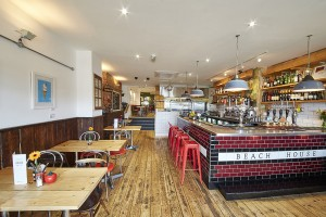Seafront Bar Worthing - The Beach House